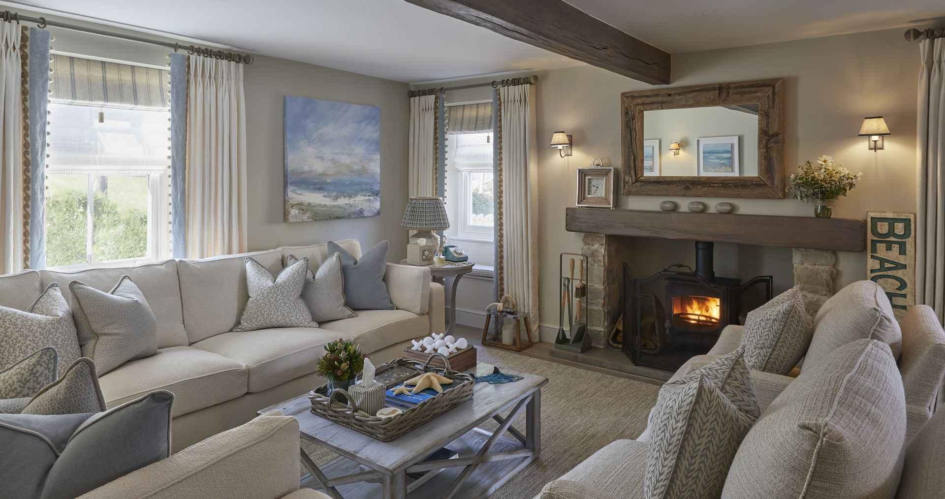 Mountain Ash House living room shot