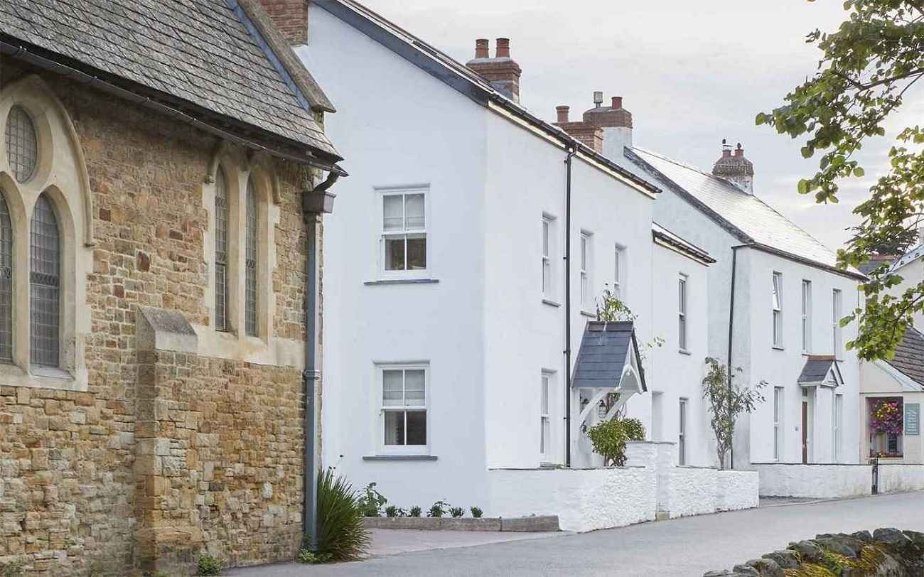 Luxury self catering accommodation in Devon