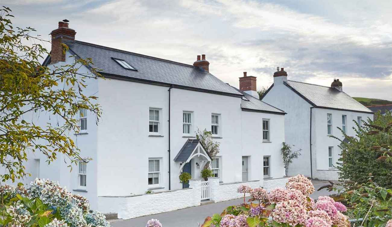 Luxury holiday home to rent in Devon
